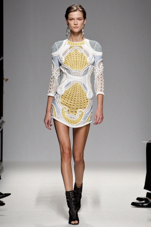 Tendencias-primavera-verano-2013-trends-spring-summer-2013-fashion-week-semana-moda-modaddiction-runway-desfile-design-diseno-vintage-pastel-color-paris-londres-nueva-york-milan-balmain