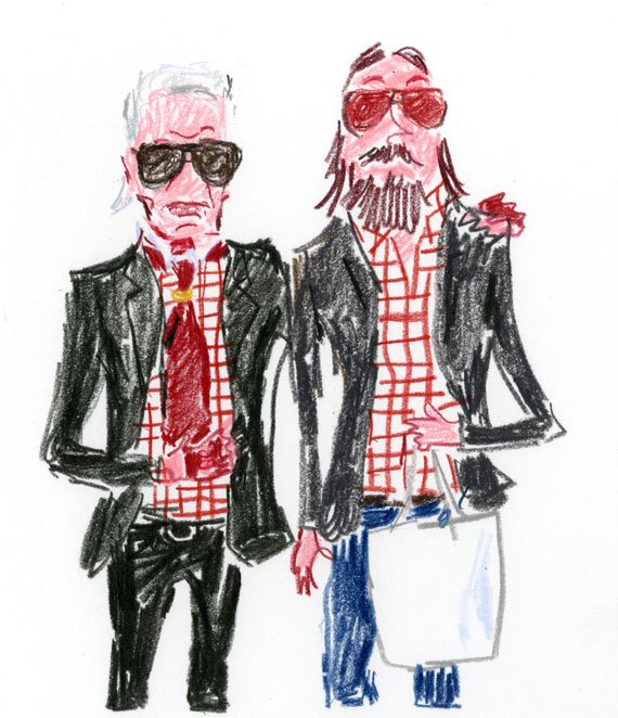 the-unknown-hipster-diaries-jean-philippe-delhomme-modaddiction-colette-blog-moda-fashion-trends-tendencias-ilustracion-illustration-culture-cultura-arte-art-hipster-karl-lagerfeld