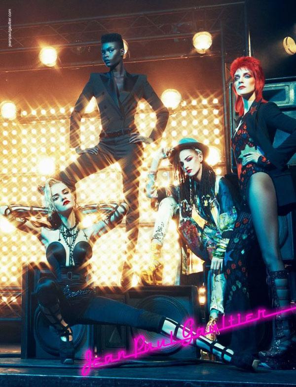 campanas-publicitarias-primavera-verano-2013-campaign-advertising-spring-summer-2013-modaddiction-anuncios-moda-fashion-trends-tendencias-marcas-brands-jean-paul-gaultier