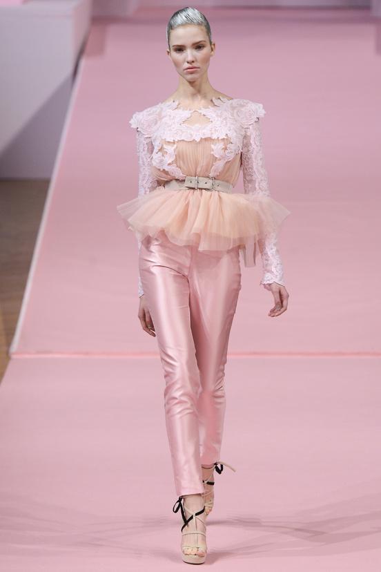 Los mejores looks de la fashion week alta costura for Best haute couture designers