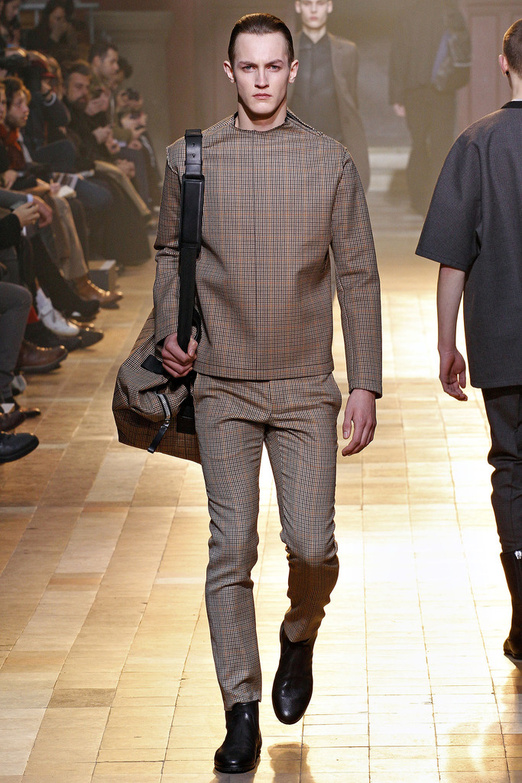 fashion-week-men-man-semana-moda-menswear-hombre-paris-modaddiction-otono-invierno-2013-2014-fall-winter-moda-fashion-trends-tendencias-desfile-catwalk-lanvin-tartan