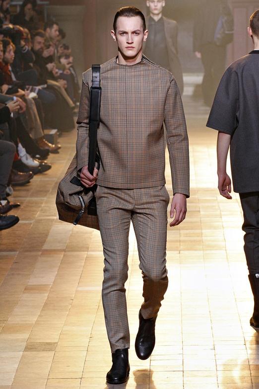 fashion-week-men-man-semana-moda-menswear-hombre-paris-modaddiction-otono-invierno-2013-2014-fall-winter-moda-fashion-trends-tendencias-desfile-catwalk-lanvin-tartan