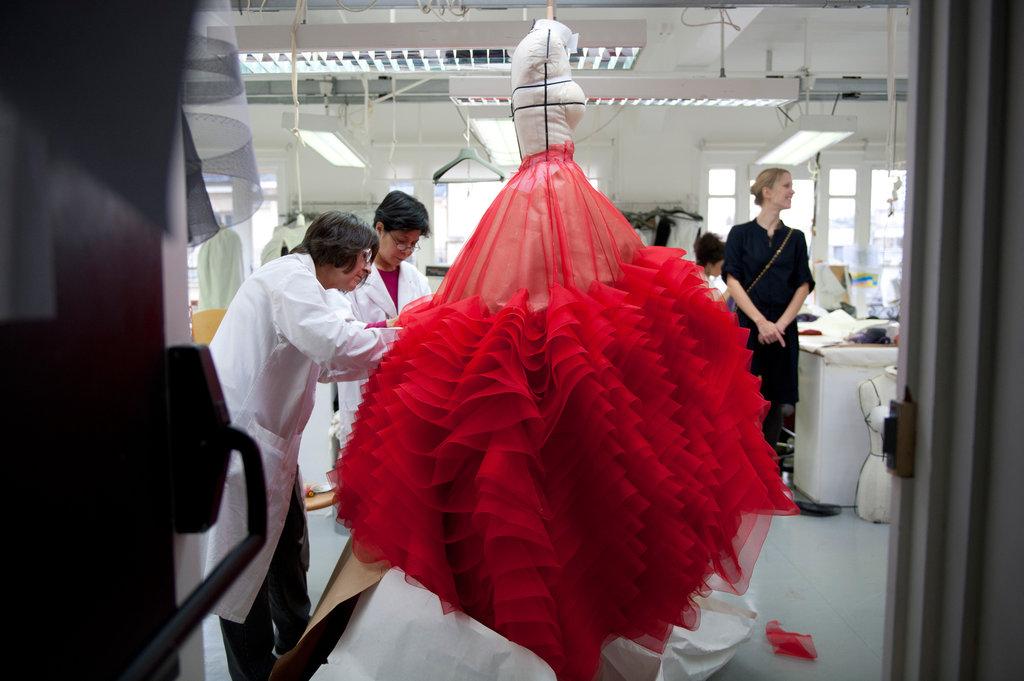 Qu significa haute couture modaddiction - Diseno alta costura ...