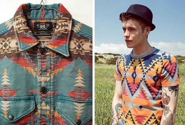 Look navajo o la tendencia imprescindible de la temporada for Estilo hipster hombre