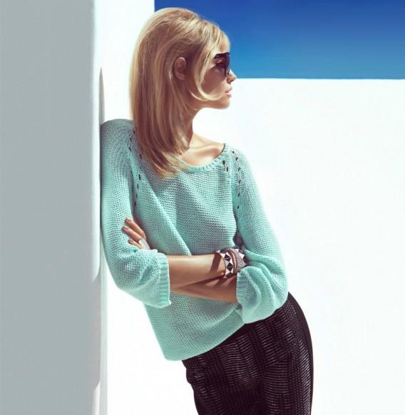 magdalena-frackowiak-h&m-hm-spring-summer-2013-primavera-verano-2013-lookbook-modaddiction-moda-fashion-trends-tendencias-look-estilo-1