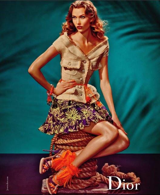 raf-simons-john-galliano-Christian-Dior-Spring-Summer-2013-primavera-verano-modaddiction-campana-publicitaria-anuncio-ad-campaign-moda-fashion-trends-tendencias-karlie-kloss-2
