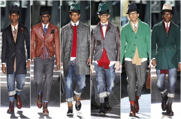 semana_moda_masculina_milan_giorgio_armani_rocco_barocco_enrico_coveri_dsquared2_fashion_trends_men_modaddiction