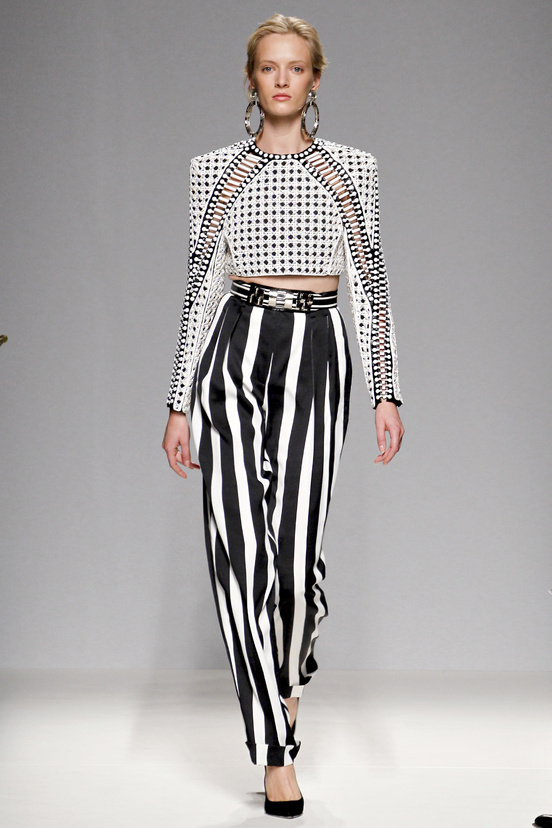 tendencia-rayas-trends-stripes-color-modaddiction-fashion-week-desfile-pasarela-runway-catwalk-brands-low-cost-marcas-moda-fashion-primavera-verano-2013-spring-summer-2013-balmain