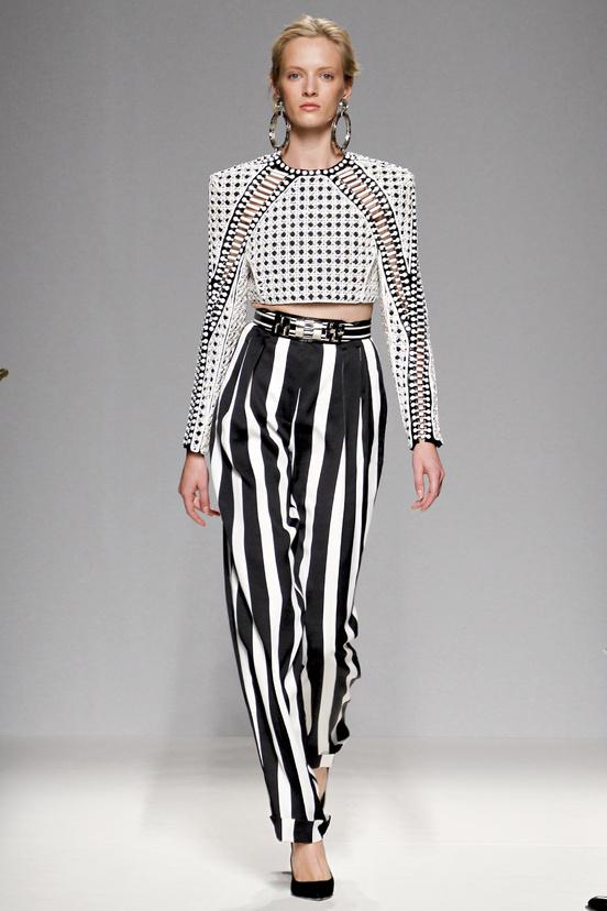 tendencia-rayas-trends-stripes-color-modaddiction-fashion-week-desfile-pasarela-runway-catwalk-brands-low-cost-marcas-moda-fashion-primavera-verano-2013-spring-summer-2013-balmain