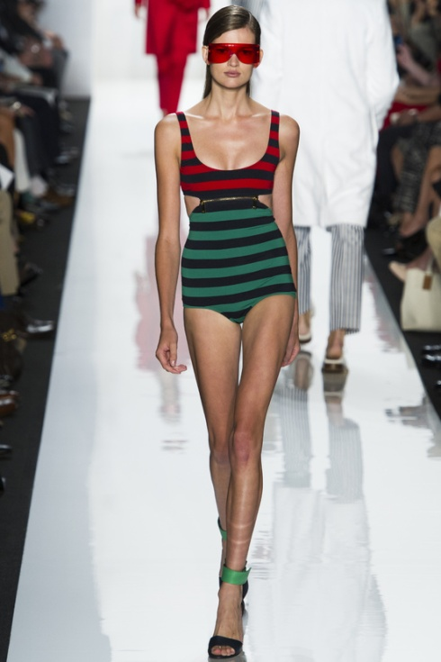tendencia-rayas-trends-stripes-color-modaddiction-fashion-week-desfile-pasarela-runway-catwalk-brands-low-cost-marcas-moda-fashion-primavera-verano-2013-spring-summer-2013-michael-kors