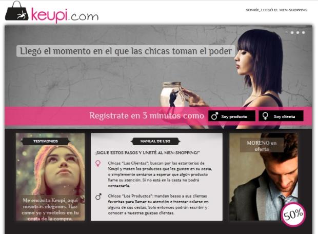 keupi_men_shopping_clientes_productos_contactos_buscar_pareja_gente_joven_modaddiction