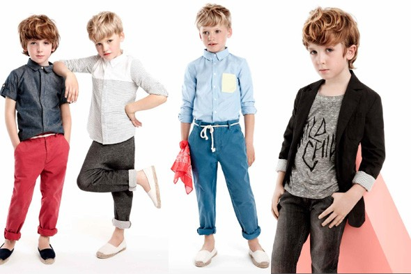 Mira El Lookbook Primavera Verano 2013 De Little Eleven Paris So Cute Modaddiction