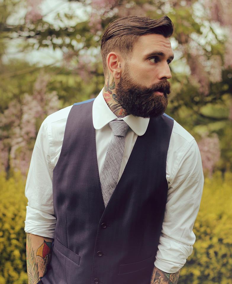 Triunfo la barba maquillaje y moda for Estilo hipster hombre