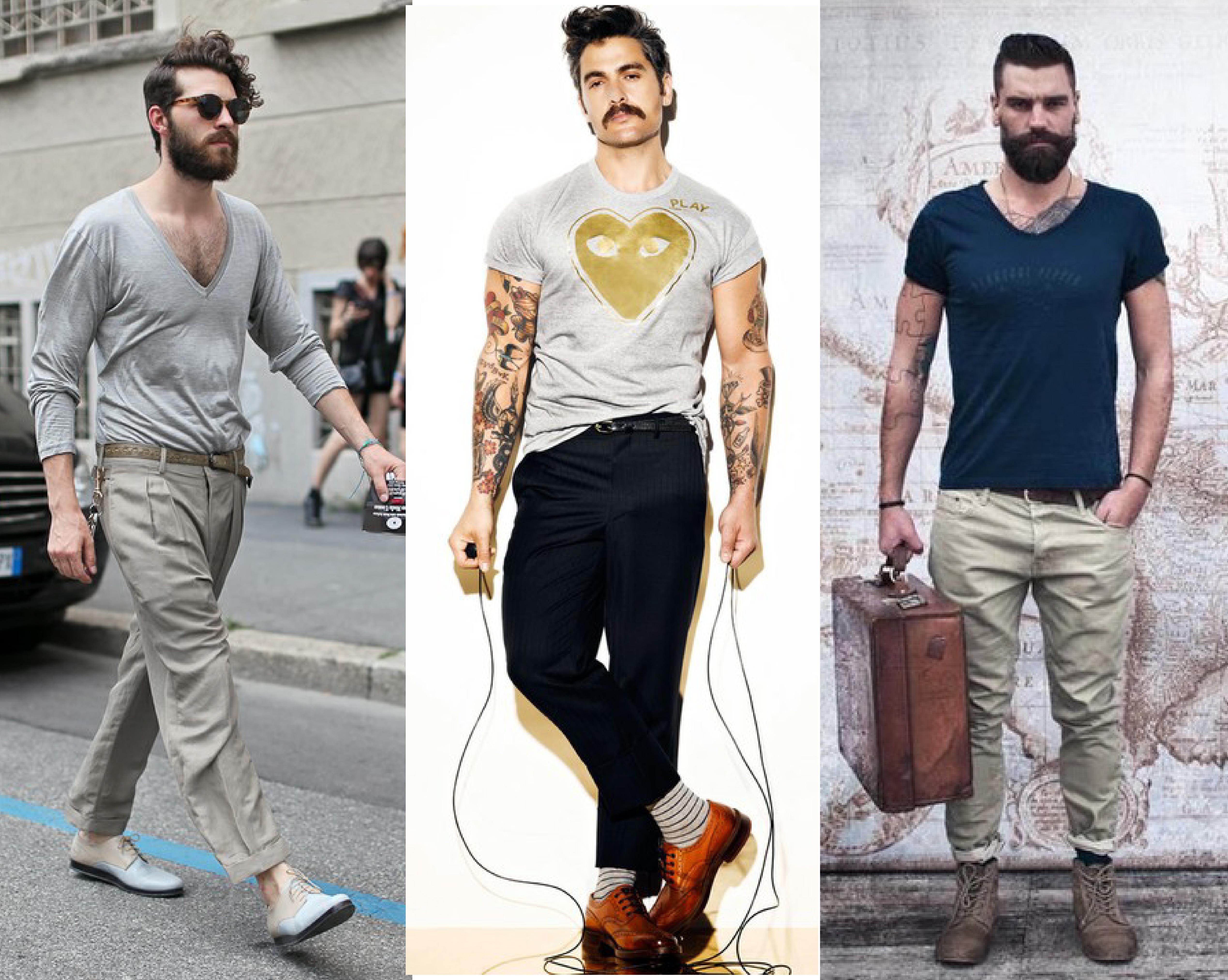 Moda barba fashion beard hipster indie look estilo style modaddiction