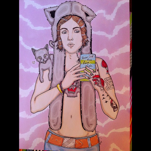nansu-kitty_laine_illustration_ilustraciones_artwork_photography_draws_dibujos_cultura_modaddiction-7