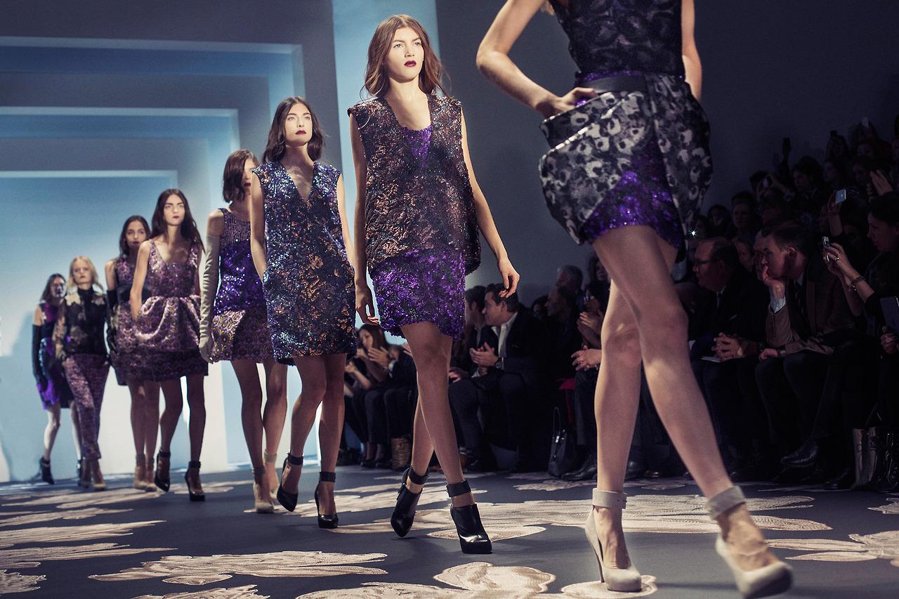 Los mejores desfiles de la New York Fashion Week ...