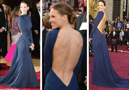 oscar-academy-awards-best-dresses-mejor-vestidas-modaddiction-actriz-actress-moda-fashion-cine-cinema-red-carpet-alfombra-roja-culture-cultura-Hilary-Swank-Guy-Laroche