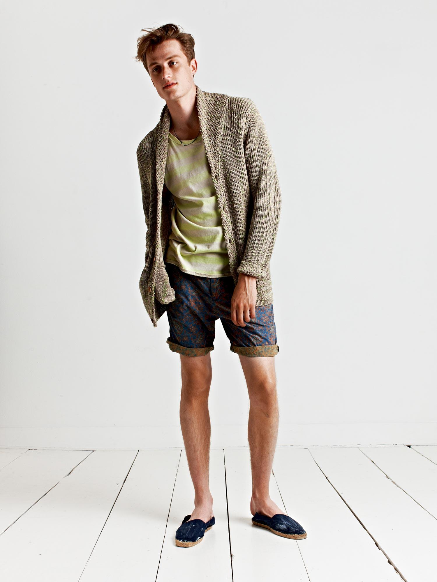 Hipster Summer Outfit Men