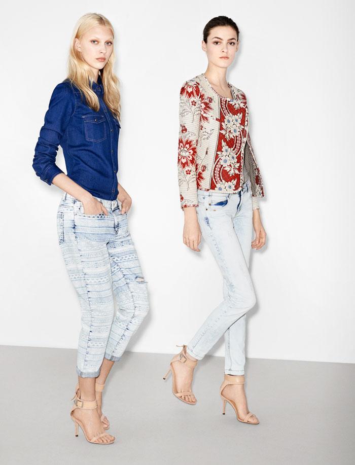 Zara Primavera – Verano 2013 // Lookbooks TRF + Mujer de ...