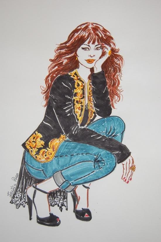 emi_pazos_ilustraciones_arte_moda_diseno_dibujo_mano_modaddiction