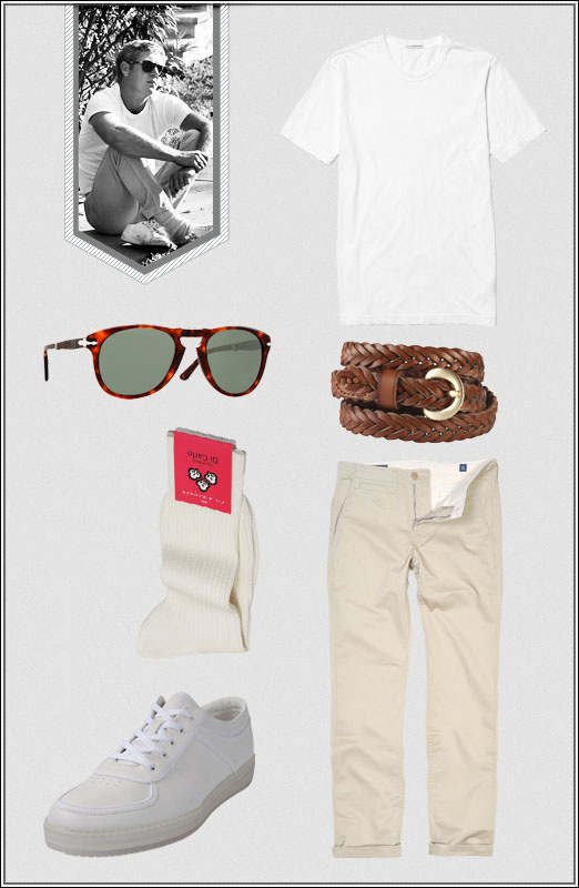 moda-hombre-man-fashion-menswear-icons-iconos-estilo-look-style-modaddiction-design-diseno-lookbook-chic-casual-smart-preppy-trends-tendencias-steve-mcqueen-casual-american-basics