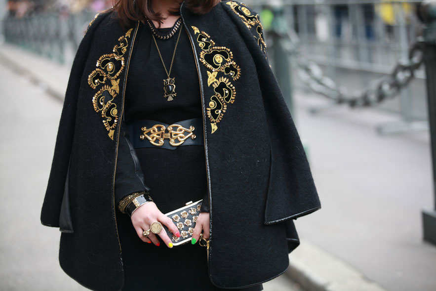 Street Style In Paris Lo Mejor Est En La Calle Pfw Modaddiction