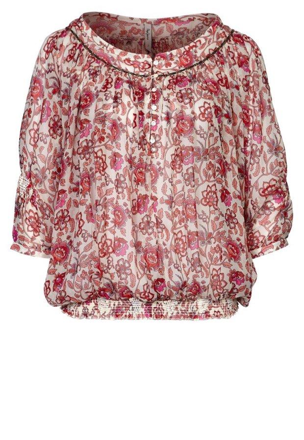 zalando-zalando.es-pepe-jeans-moda-denim-vaqueros-fashion-modaddiction-trends-tendencias-primavera-verano-2013-spring-summer-2013-mujer-woman-camiseta-bohemio-1