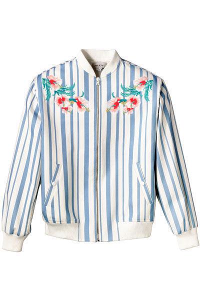 bomber-cazadora-abrigo-coat-primavera-verano-2013-spring-summer-2013-mujer-woman-modaddiction-militar-army-moda-fashion-trends-tendencias-modelos-paul-&-joe