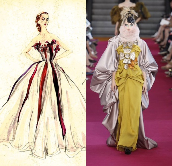 Christian-Lacroix-elsa-Schiaparelli-alta-costura-fashion-week-semana-moda-haute-couture-modaddiction-designer-disenador-desfile-runway-trends-tendencias-1