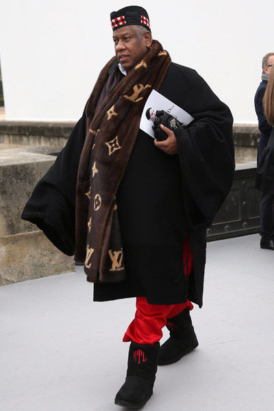 estilo-famosos-style-people-celebs-estrellas-stars-celebrities-modaddiction-chic-casual-moda-fashion-look-cine-cinema-cantante-actor-André Leon Talley