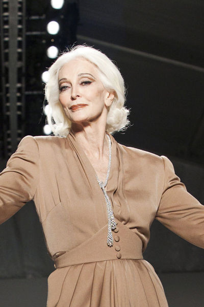 estilo-famosos-style-people-celebs-estrellas-stars-celebrities-modaddiction-chic-casual-moda-fashion-look-cine-cinema-cantante-actor-Carmen Dell'Orefice
