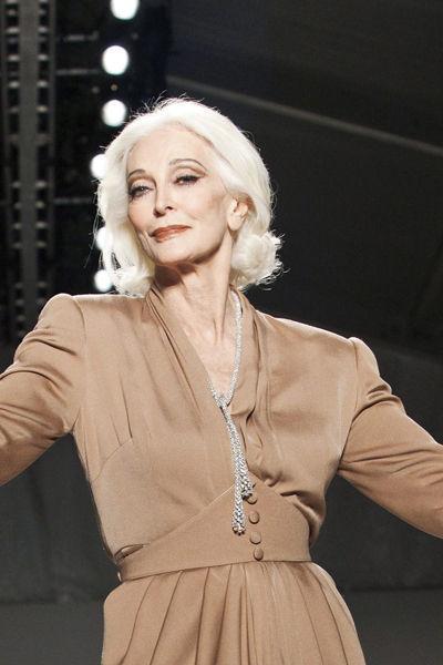 estilo-famosos-style-people-celebs-estrellas-stars-celebrities-modaddiction-chic-casual-moda-fashion-look-cine-cinema-cantante-actor-Carmen Dell'Orefice