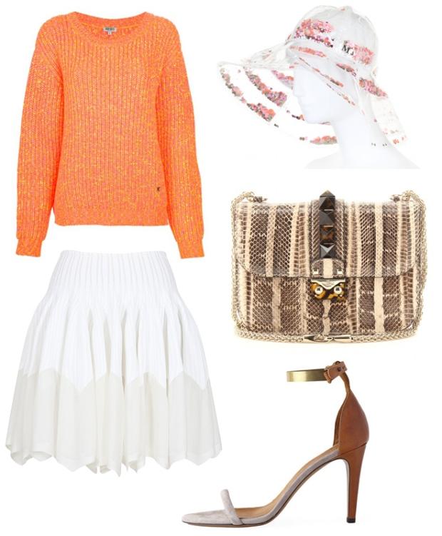 i-colores-it-colours-primavera-verano-2013-spring-summer-2013-estilo-style-look-modaddiction-trends-tendencias-moda-fashion-week-pasarela-naranja-orange-kenzo-2