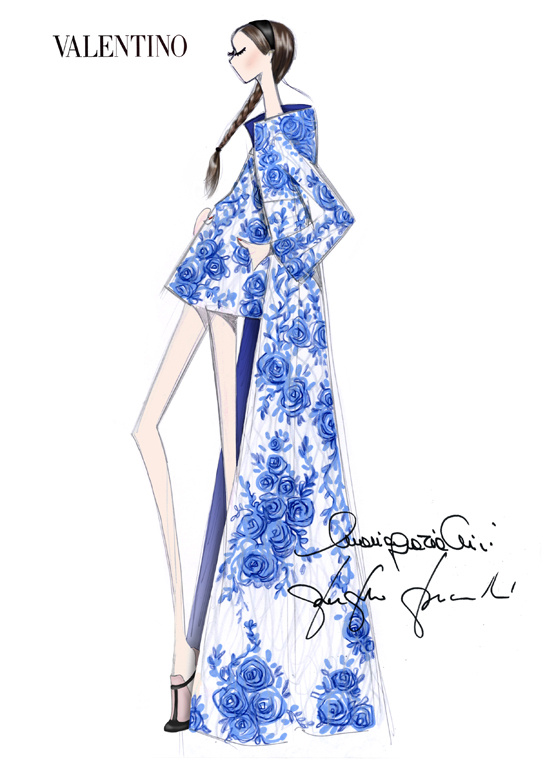 ilustraciones-disenadores-illustrations-designers-boceto-design-diseno-modaddiction-coleccion-collection-moda-fashion-trends-tendencias-Olivier-Rousteing-balmain