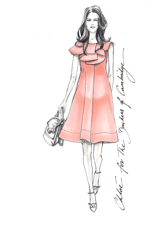 ilustraciones-disenadores-illustrations-designers-boceto-design-diseno-modaddiction-coleccion-collection-moda-fashion-trends-tendencias-Clare-Waight-Keller