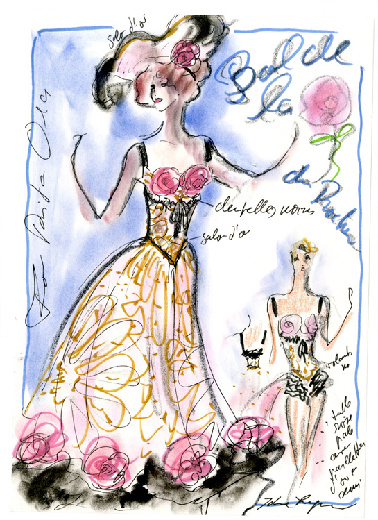 ilustraciones-disenadores-illustrations-designers-boceto-design-diseno-modaddiction-coleccion-collection-moda-fashion-trends-tendencias-karl-lagerfeld-chanel