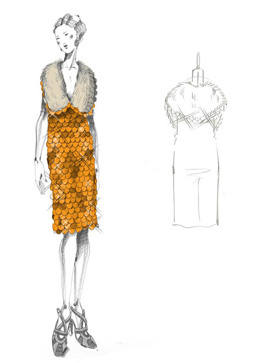 ilustraciones-disenadores-illustrations-designers-boceto-design-diseno-modaddiction-coleccion-collection-moda-fashion-trends-tendencias-Miuccia-Prada-gatsby