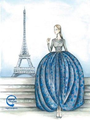 ilustraciones_moda_gema_mejias_mujeres_de_agua_arte_acuarelas_pincel_moda_dibujos_modaddiction_5