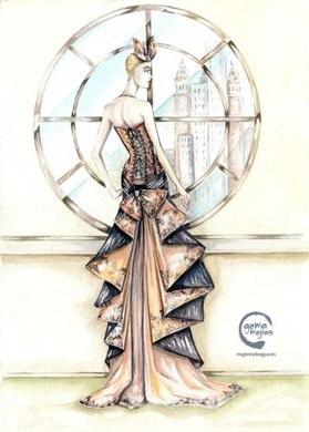 ilustraciones_moda_gema_mejias_mujeres_de_agua_arte_acuarelas_pincel_moda_dibujos_modaddiction_6