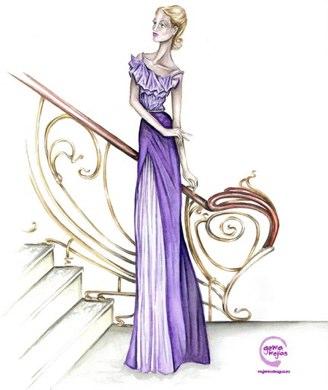 ilustraciones_moda_gema_mejias_mujeres_de_agua_arte_acuarelas_pincel_moda_dibujos_modaddiction_8