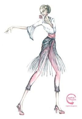 ilustraciones_moda_gema_mejias_mujeres_de_agua_arte_acuarelas_pincel_moda_dibujos_modaddiction_9