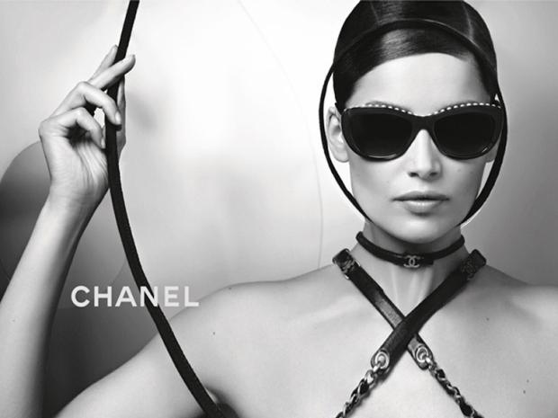Laetitia-Casta-Chanel-karl-lagerfeld-gafas-sol-glasses-sunglasses-eyewear-modaddiction-primavera-verano-2013-spring-summer-2013_moda-fashion-trends-tendencias-1