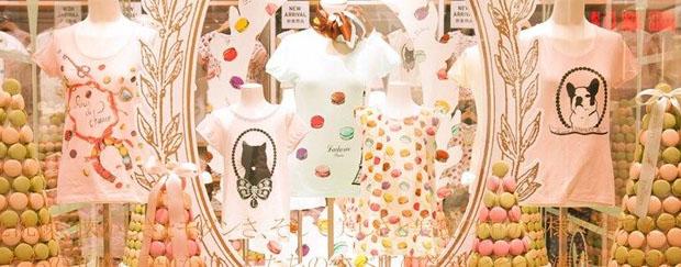 uniqlo-laduree-t-shirt-camiseta-coleccion-capsula-collection-modaddiction-edition-limited-edicion-limitada-colaboracion-collaboration-moda-fashion-paris-maracons-chic-1
