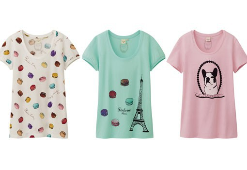 uniqlo-laduree-t-shirt-camiseta-coleccion-capsula-collection-modaddiction-edition-limited-edicion-limitada-colaboracion-collaboration-moda-fashion-paris-maracons-chic-2