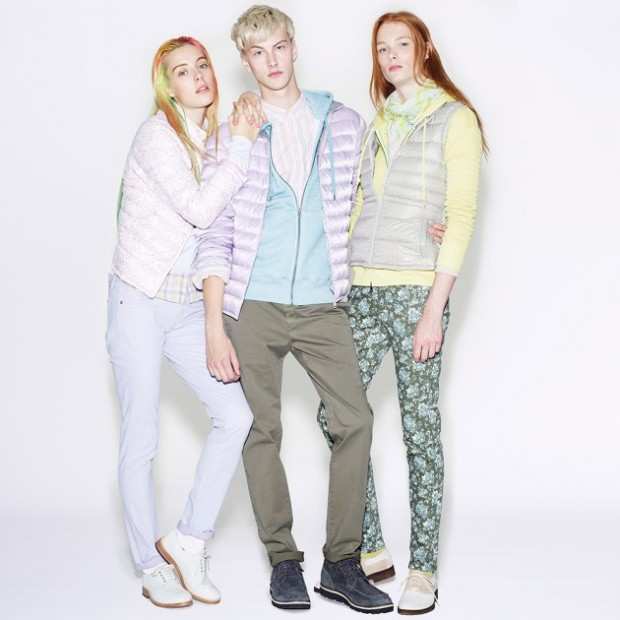 UNIQLO-Spring-Summer-2013-Lookbook-primavera-verano-2013-hombre-menswear-mujer-woman-modaddiction-coleccion-collection-moda-fashion-pastel-denim-1