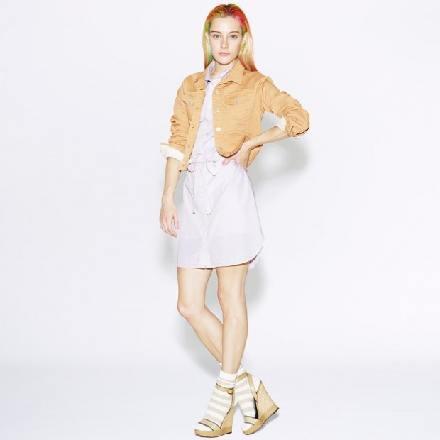 UNIQLO-Spring-Summer-2013-Lookbook-primavera-verano-2013-hombre-menswear-mujer-woman-modaddiction-coleccion-collection-moda-fashion-pastel-denim-11