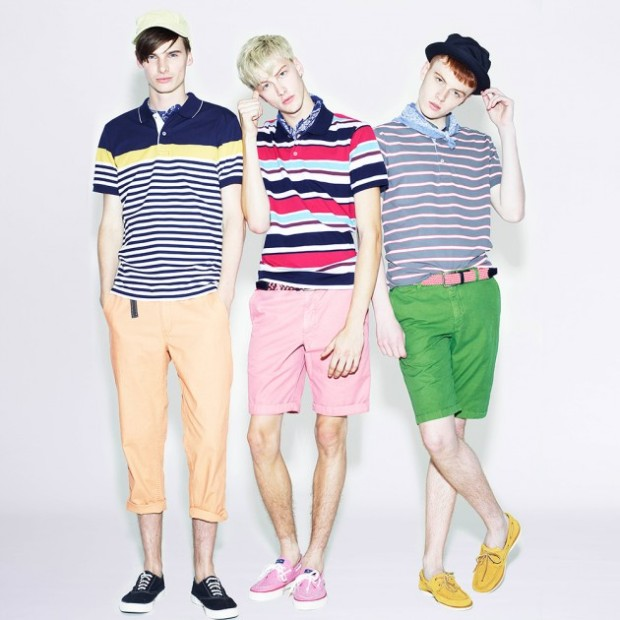 UNIQLO-Spring-Summer-2013-Lookbook-primavera-verano-2013-hombre-menswear-mujer-woman-modaddiction-coleccion-collection-moda-fashion-pastel-denim-14