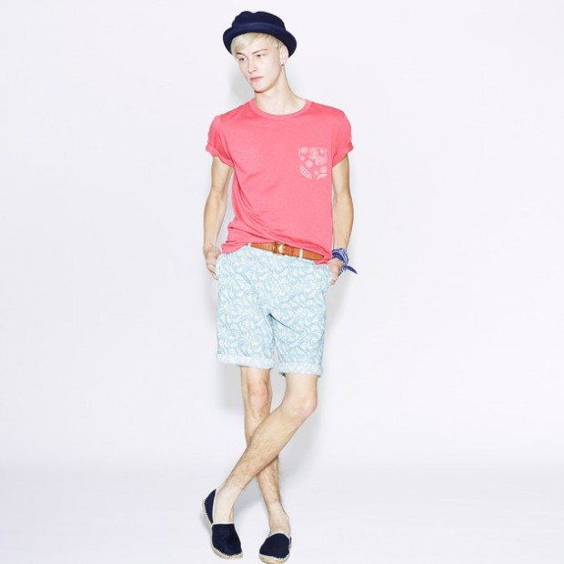 UNIQLO-Spring-Summer-2013-Lookbook-primavera-verano-2013-hombre-menswear-mujer-woman-modaddiction-coleccion-collection-moda-fashion-pastel-denim-17