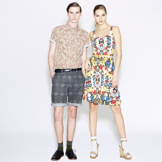 UNIQLO-Spring-Summer-2013-Lookbook-primavera-verano-2013-hombre-menswear-mujer-woman-modaddiction-coleccion-collection-moda-fashion-pastel-denim-19