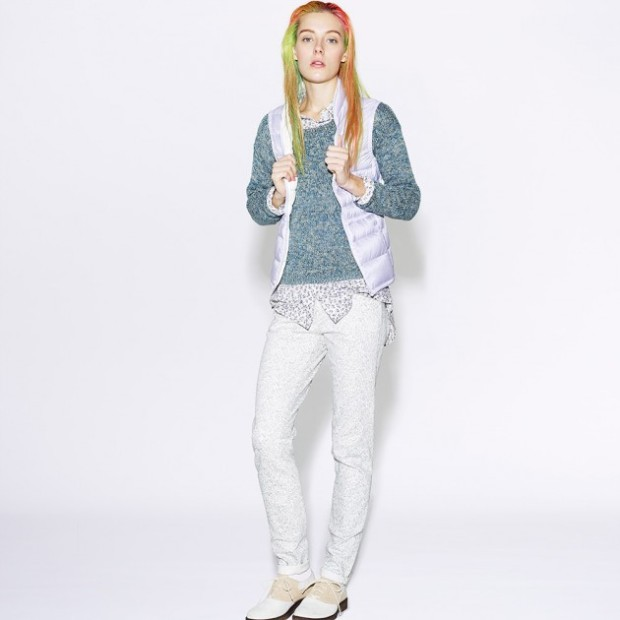 UNIQLO-Spring-Summer-2013-Lookbook-primavera-verano-2013-hombre-menswear-mujer-woman-modaddiction-coleccion-collection-moda-fashion-pastel-denim-2